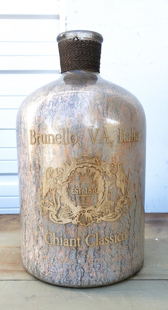 Mercury Bottle - Brunello