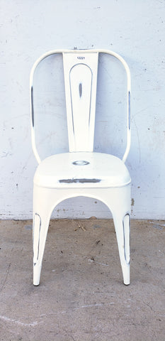White Tolix Chair