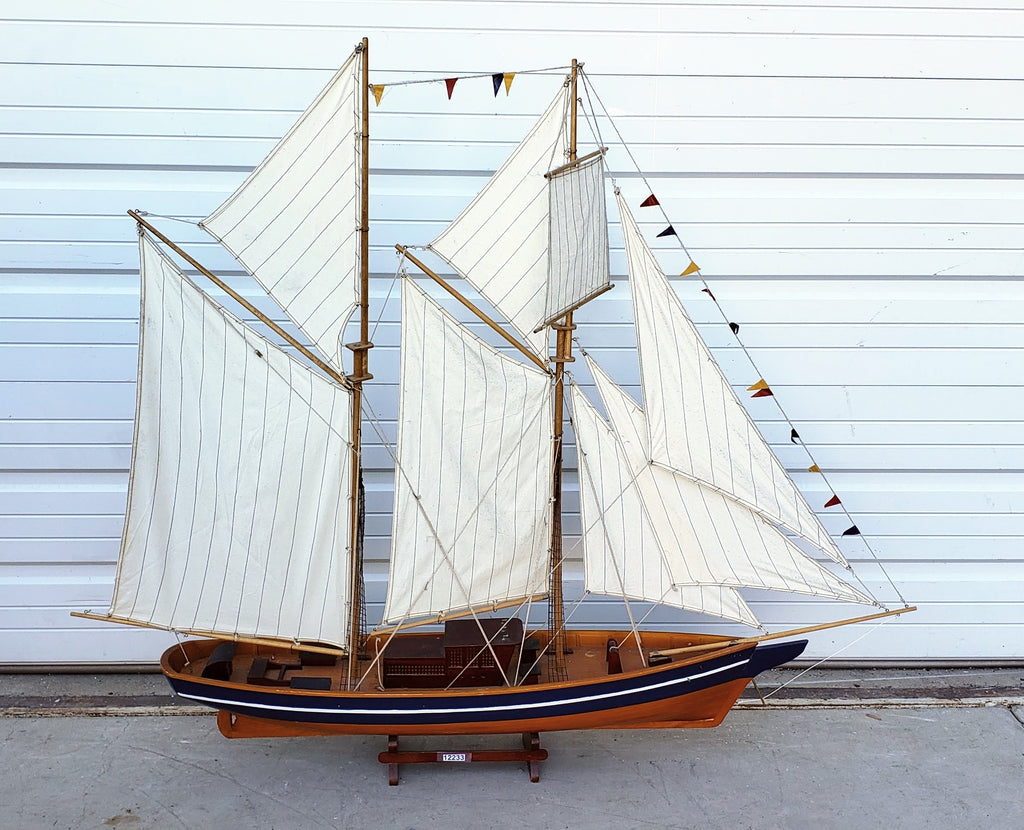 Large Model Clipper Boat