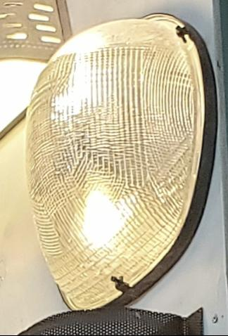 Glass Wall Sconce Light