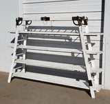Scaffolding Ladder Shelving / Retail Display / Bookcase