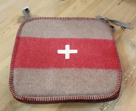 Swiss Army Chair Cushion