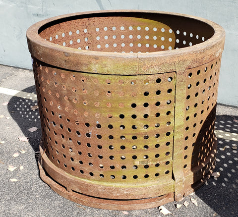 Iron Ore Basket