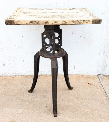 Number 8 Cast Iron Table Base