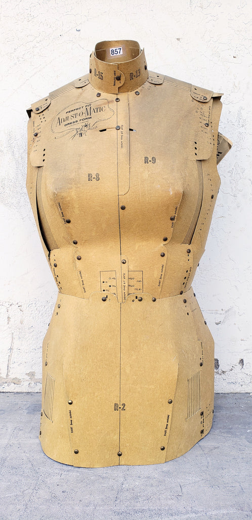 Adjust-O-Matic Dress Form / Mannequin