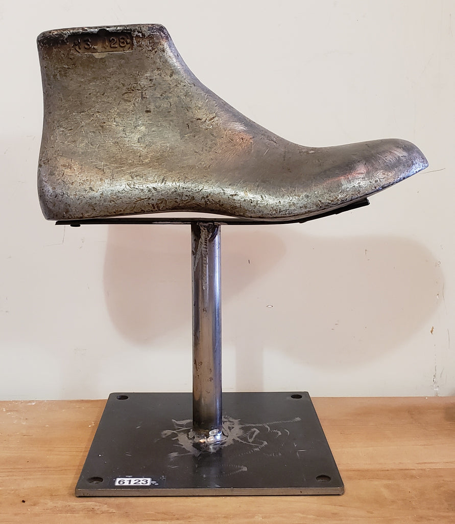 Industrial Shoe Mold on Stand