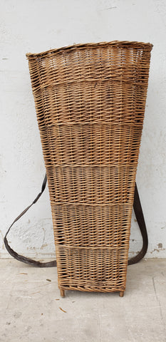 Tall Rectangular Gathering Basket