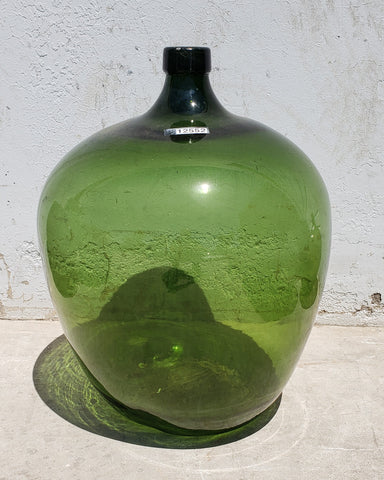French Demijohn Wine Bottle