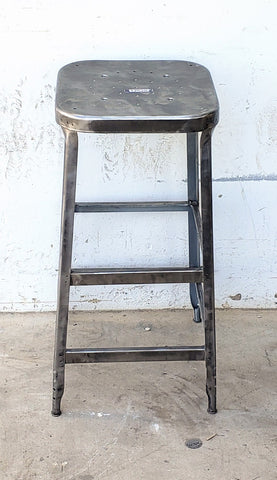 Lyon Stripped Stool