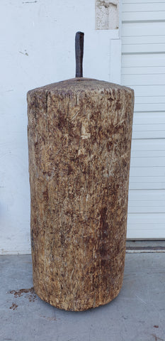 Antique Architectural Tree Trunk