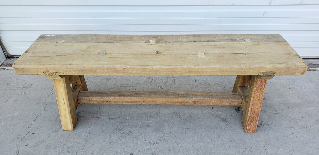 Natural Wood Bench (5 Ft)