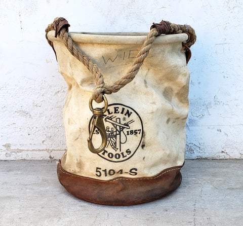 Canvas Klein Tool Bag