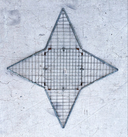 Decorative Fishing Tackle Star Shaped Piece
