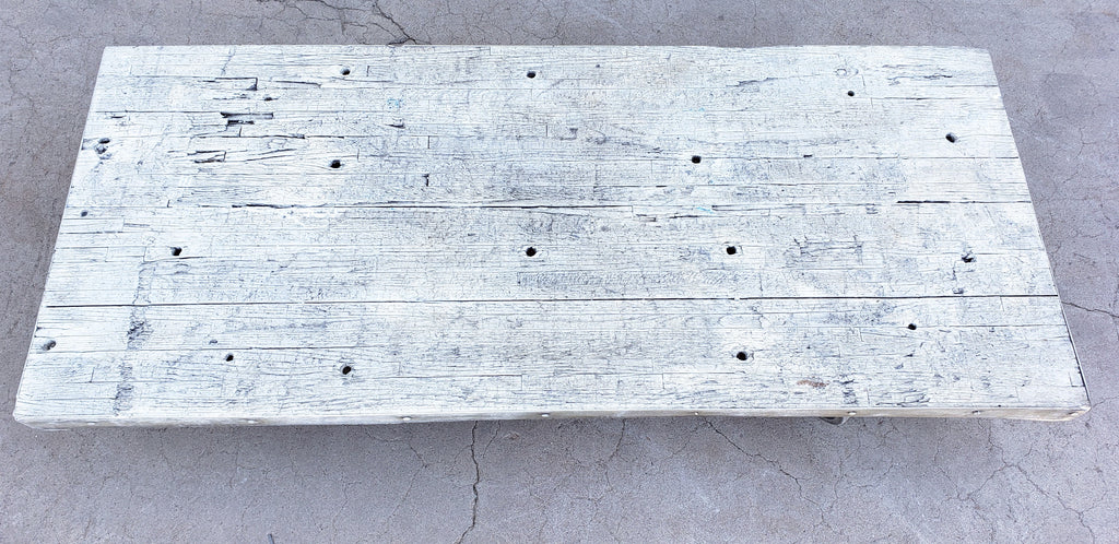 Faux Bois Concrete Table Top