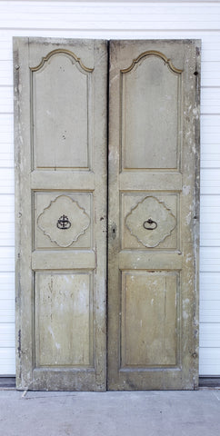 Pair of Louis XIV Doors from L'isle-sur-la-Sorgue