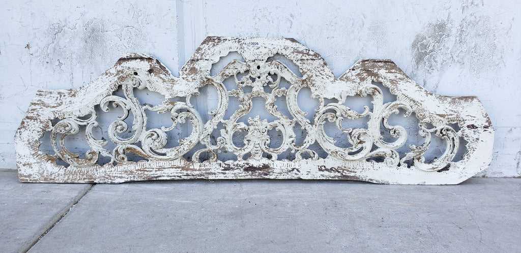 Carved Decorative Accent Piece
