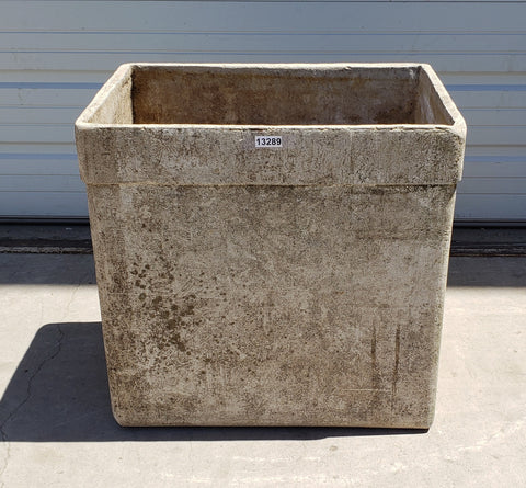 Rectangular Willy Guhl Planter