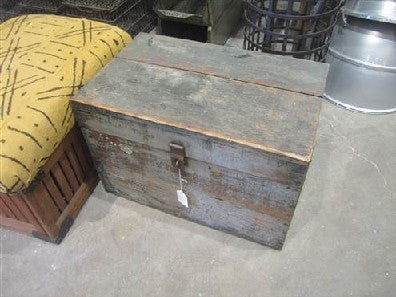 Box/Chest, Wooden