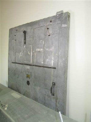 Industrial Metal Fire Door