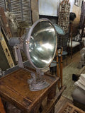 Gray Searchlight Desk Lamp