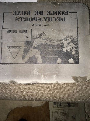 "Litho Stone Medium ""Boxers"""