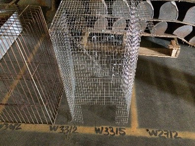Trap/wire basket
