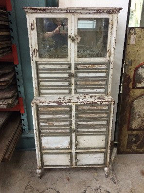 Antique Dental Cabinet