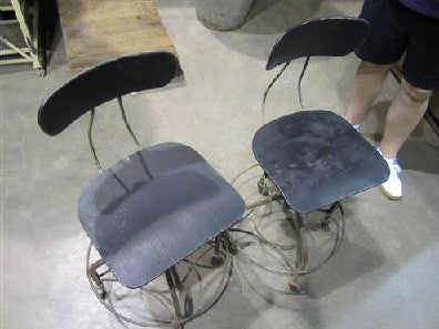 Chairs, Pair (not sold individually)
