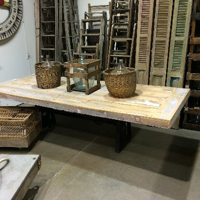 Custom Barn Wood Table Top