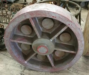 Wheel Foundry Mold