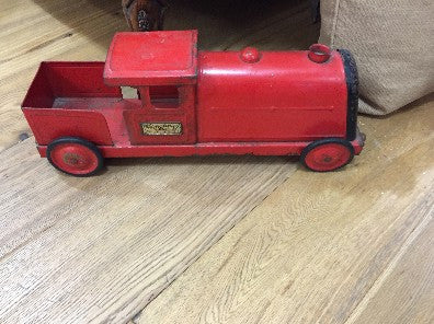 Antique Toy Truck
