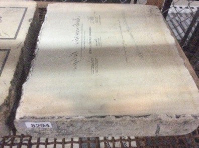 Litho stone  Certificate