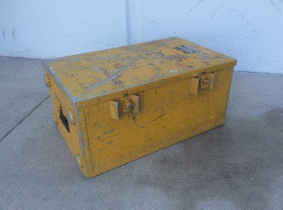 Yellow Trunk
