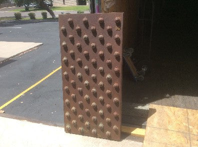 Industrial Ship Mold
