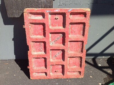 Red Factory Mold