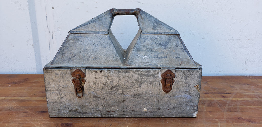 Galvanized Toolbox