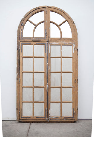 Industrial FactoryWindow, Arched and Mirrored