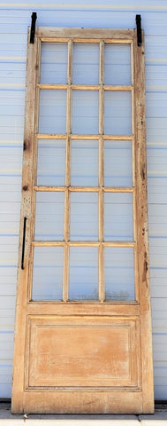 Single 15 Pane French Door