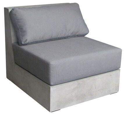 Concrete Side Chair