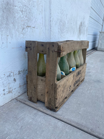 Vin Carousel Wine Bottle Crate