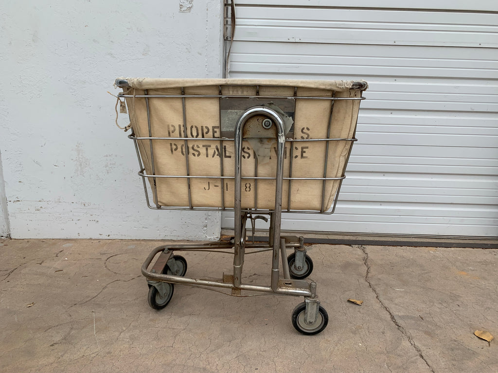 Canvas Post Office Cart