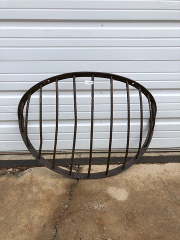 Antique Iron Horse Hay Rack