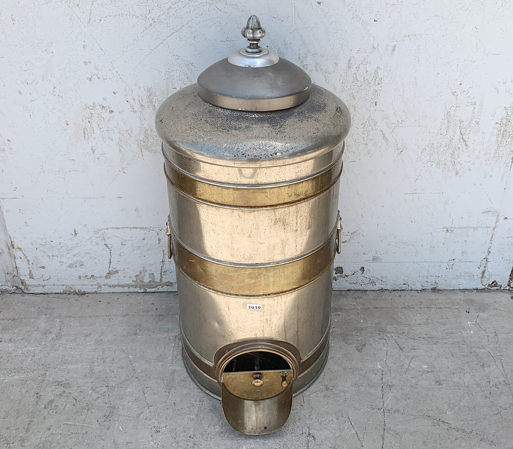 Antique Coffee Grinder/Bin