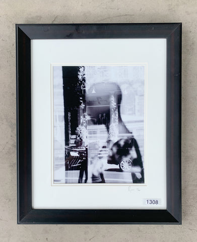 """Shopping"" Framed Photograph/Art"