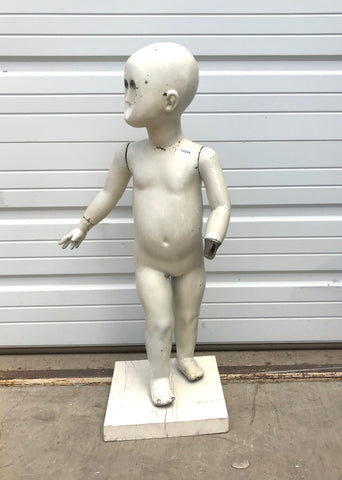 Baby Mannequin on Stand