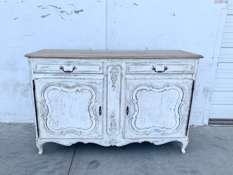 Painted French Sideboard