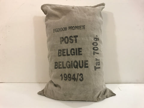 Postal Bag from Belgium (Pillowcase)