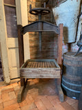 Large Antique Press