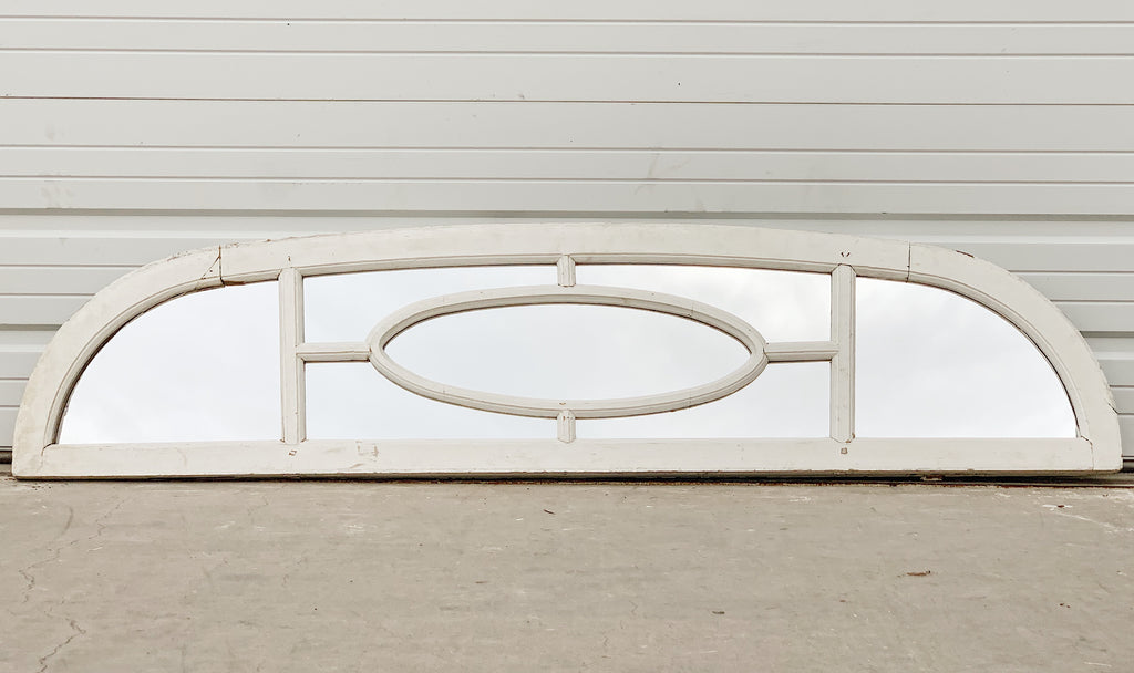 Arched Transom Mirror