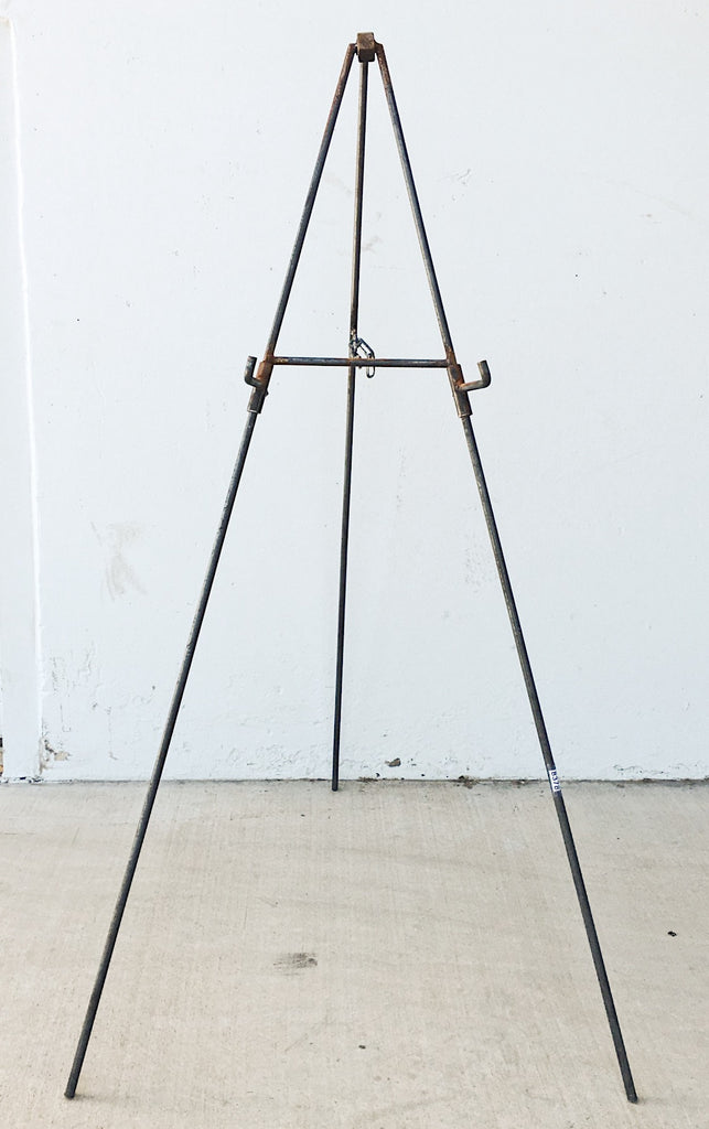 Folding Iron Art Easel